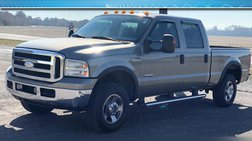 2005 Ford F-250 Lariat SuperCab Long Bed 4WD