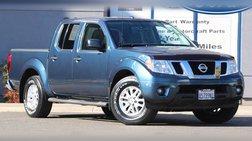 2014 Nissan Frontier SV Pickup 4D 5 ft