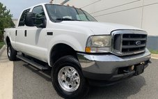 2004 Ford F-250 XLT Crew Cab Long Bed 4WD