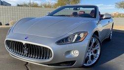 2014 Maserati GranTurismo Base
