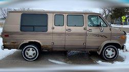 1995 Chevrolet Sportvan G20