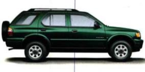 1998 Isuzu Rodeo S