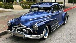 1948 Buick Cascada CLEAN CA TITLE/ RUNS GREAT