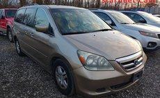 2007 Honda Odyssey EX-L Minivan 4D