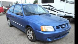 2000 Hyundai Accent GS