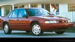 1990 Chevrolet Lumina Base