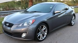 2012 Hyundai Genesis Coupe 3.8 Track