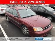 2002 Subaru Legacy L