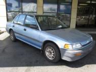 1989 Honda Civic DX