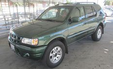 2002 Isuzu Rodeo S