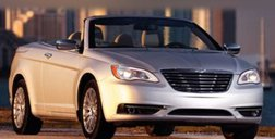 2014 Chrysler 200 Convertible Touring