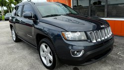 2014 Jeep Compass FWD 4dr High Altitude