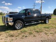 2008 Ford F-350 Lariat Crew Cab Super Duty