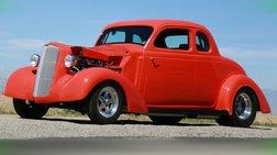 1936 Plymouth 6.0L LS Motor 425Hp