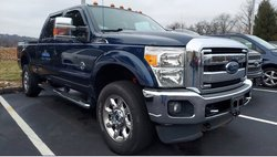 2014 Ford Super Duty F-350 Lariat