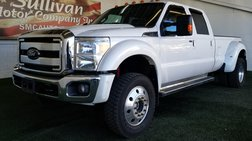 2016 Ford Super Duty F-450