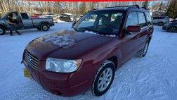 2007 Subaru Forester 2.5 X Premium Package