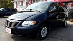 2003 Chrysler Voyager LX Value