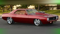 1969 Chevrolet Camaro RS Coupe