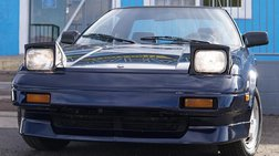 1987 Toyota MR2 Base