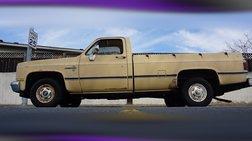 1982 Chevrolet C/K 10 Series C10