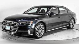 2019 Audi A8 3.0T quattro