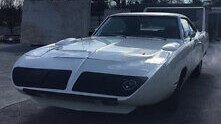 1970 Plymouth ALL ORIGINAL Signed by R. Petty