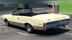 1965 Pontiac GTO bucket seats/