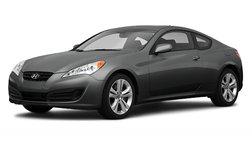2010 Hyundai Genesis Coupe 2.0T Premium