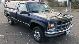 1995 Chevrolet C/K 1500 Reg. Cab W/T 6.5-ft. Bed 4WD