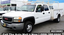 2005 GMC Sierra 3500 Unknown