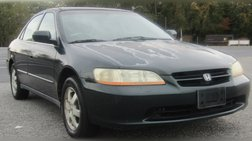 2000 Honda Accord SE