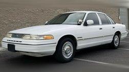 1993 Ford Crown Victoria Police Interceptor