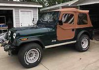 1980 Jeep CJ-7 Laredo