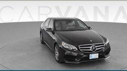 2016 Mercedes-Benz E-Class E 400 4MATIC