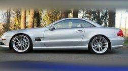 2004 Mercedes-Benz SL-Class SL 600