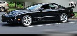 2001 Pontiac Firebird Firehawk