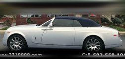 2017 Rolls-Royce Phantom Drophead Coupe Base