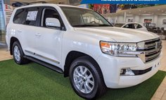 2021 Toyota Land Cruiser 4DR 4WD