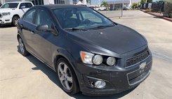 2015 Chevrolet Sonic LTZ Auto