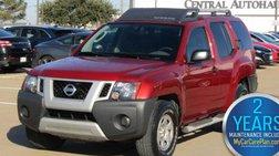 2012 Nissan Xterra X