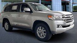 2021 Toyota Land Cruiser 4WD
