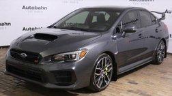 2020 Subaru Impreza WRX STI