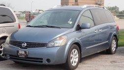 2009 Nissan Quest S