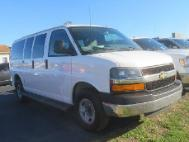 2015 Chevrolet Express LT 2500