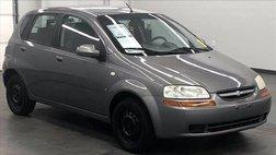 2008 Chevrolet Aveo SVM