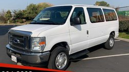 2014 Ford Econoline Wagon E-350 Super Duty XLT