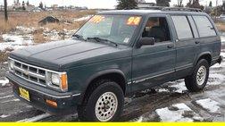 1994 Chevrolet S-10 Blazer Tahoe