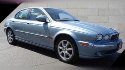 2005 Jaguar X-Type 2.5