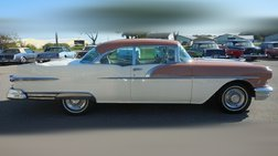 1956 Pontiac Catalina Star Chief Custom Two Door Coupe